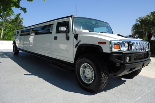 14 Person Hummer South Bend Limo Rental