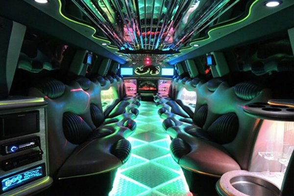 14 Person Hummer Limo Rental South Bend