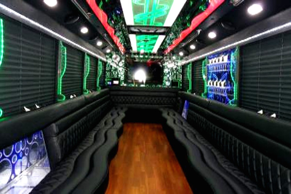 20 Person Party Bus 1 South Bend
