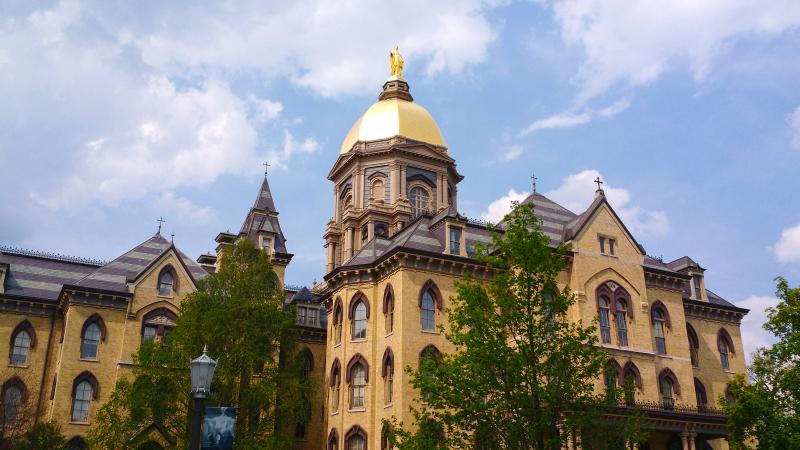 Limo Rental University Of Notre Dame South Bend