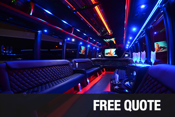Party Buses For Rental South Bend