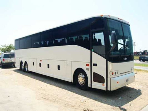 Southbend 56 Passenger Charter Bus